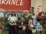 Fan-tas-tic-al Tales book promotion at Angus & Robertson Harbour Town