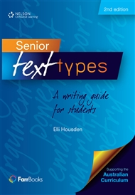 senior text types Elli Housden