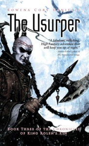 The Usurper cover