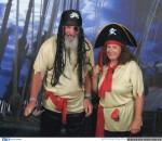 Pirates P&O cruise