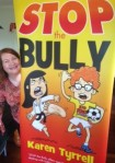 Karen T Stop the Bully poster