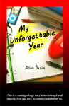 My unforgetable year cover Adem Besim