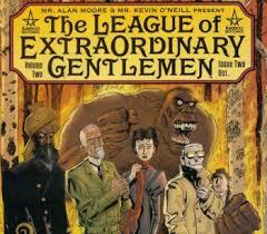 league of extraordinary gentlemen animated pic