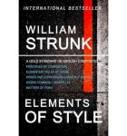 Elements of Style book cover William Strunk