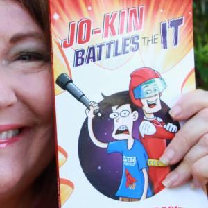 Karen T and Jo-Kin cover