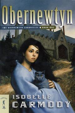 Obernewtyn book cover
