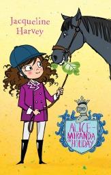 alice miranda on holiday cover