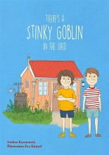 There's a Stinky Goblin cover