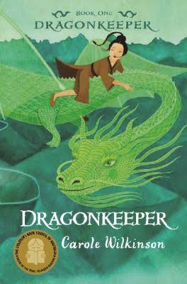 Dragonkeeper cover