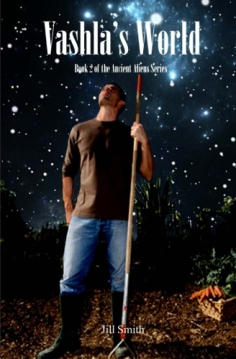 Vashla's World cover July17