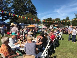 Gold Coast Halloween street food truck festival & market