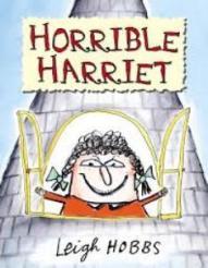 Horrible Harriet cover