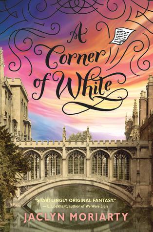 a corner of white alternate cover