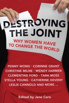 destroying the joint steph bowe