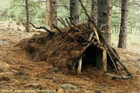 Survival-Shelter