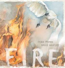 fire cover jackie french illus bruce whatley