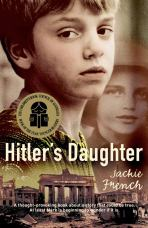 hitlers daughter cover jackie french