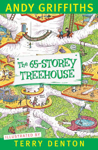 65 storey treehouse cover