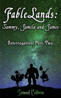 FableLands Part Two cover Sammy Jamila James