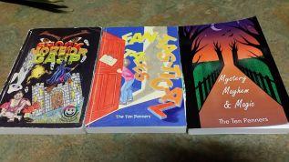 ten penners 3 books