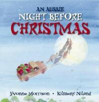 An Aussie Night Before Christmas Yvonne Morrison cover