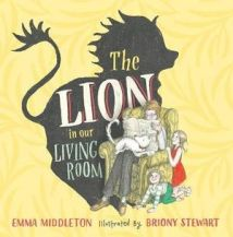 the-lion-in-our-living-room cover