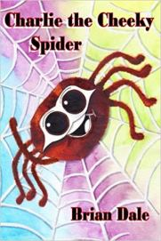 charlie the cheeky spider cover