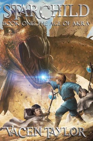 starchild book 1 cover