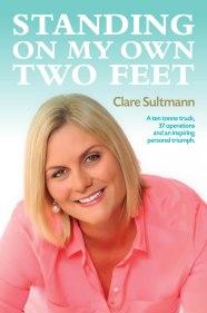 bookcover Clare Sultmann