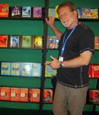 MGB at Edinburgh Book Festival 2012