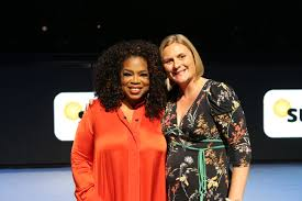 Oprah and Clare