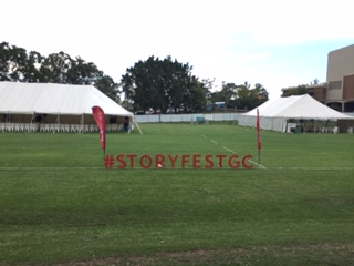 Somerset StoryFest Marquees