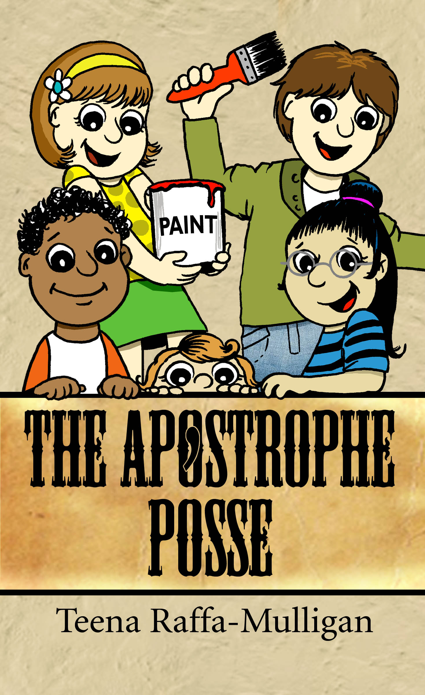 The Apostrophe Posse cover