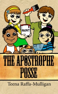 The Apostrophe Posse cover