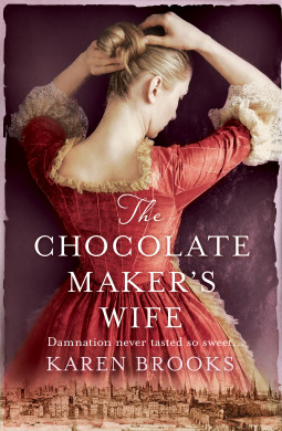 The Chocolate Makers Wife cover
