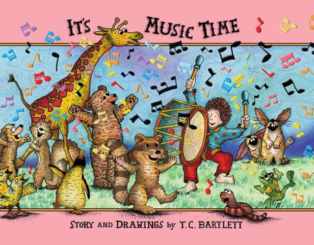 MusicTimeTCBARTLETT2018 COVER