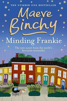 Minding Frankie cover Mauve Binchley