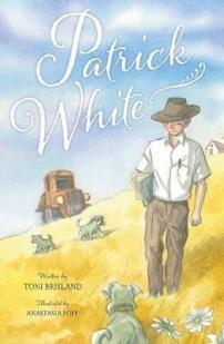 Patrick White by Toni Brisland cover